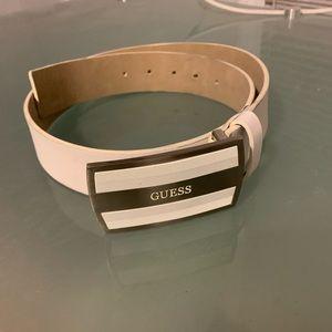 Men's Guess belt